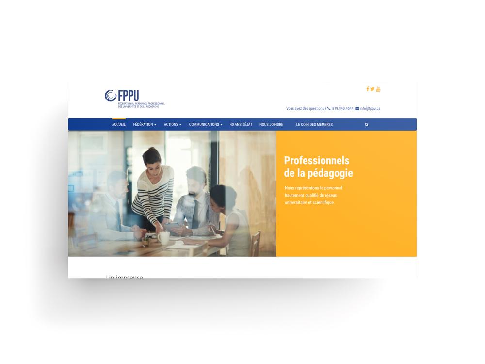 site web fppu