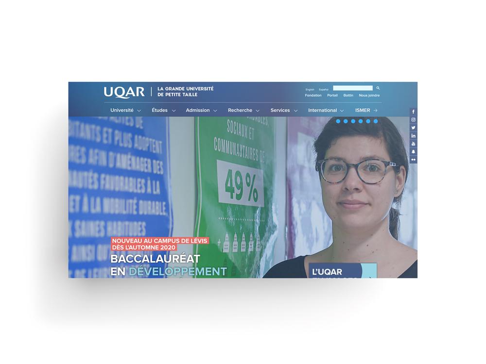 site web uqar